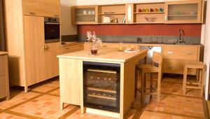 cuisines et meubles en bois massifs non