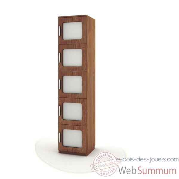 meuble de rangement haut novum 6300009