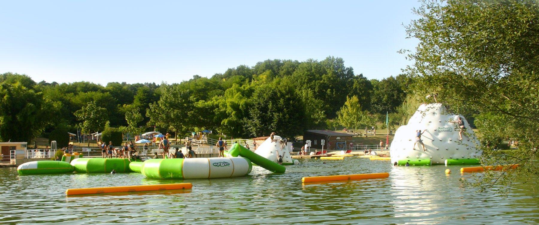 Camping 4 Toiles En Dordogne Et Son Parc De Loisirs Et
