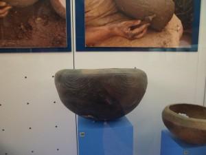 Une poterie venant des Guanches