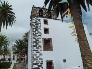 L'église de San-Andres