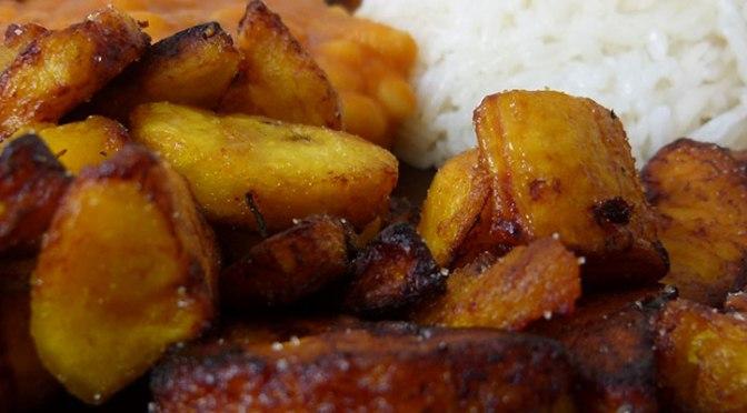 Kelewele: Plátano Frito Ghanés