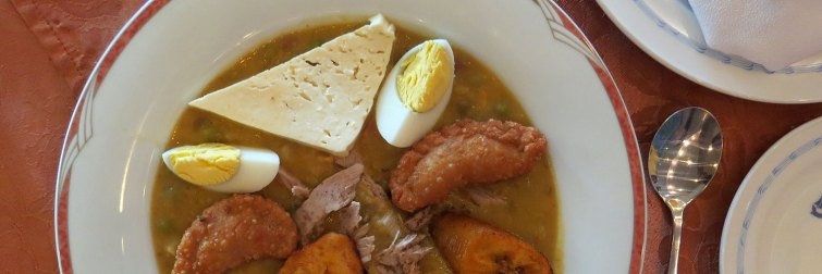 Fanesca: Gastronomía del Ecuador