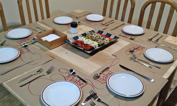 Babel I: Preinauguración de Comer.me