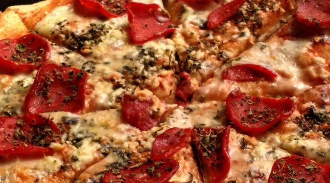 Clase de Pizza en Nabón