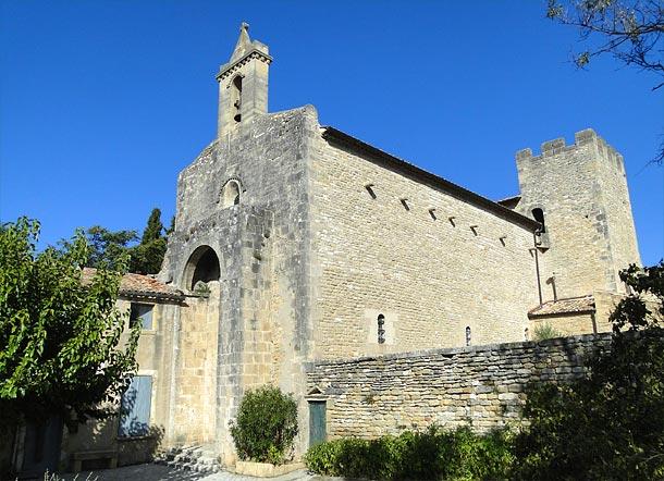 Saint Bonnet Du Gard Village Du Gard Provenal