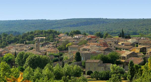 Vallabrix Village Du Gard Provenal