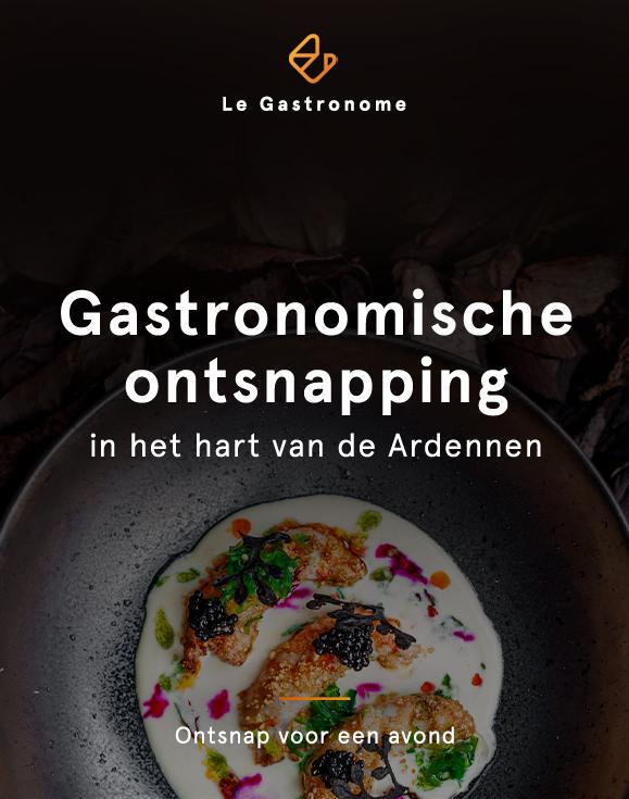 Gastronomische ontsnapping