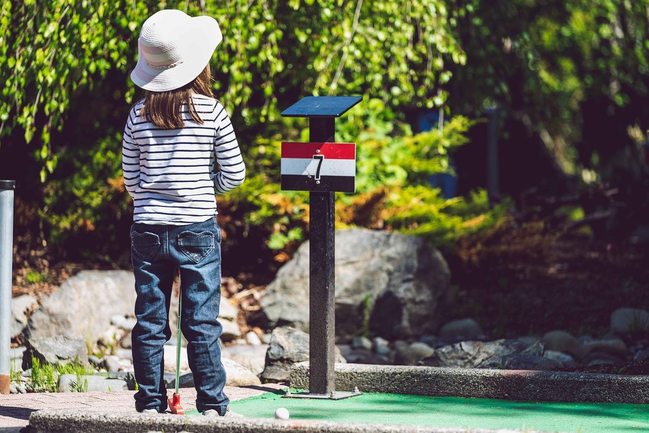 Comment acheter le bon kit de golf pour un enfant ?