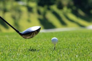 club de golf hybride