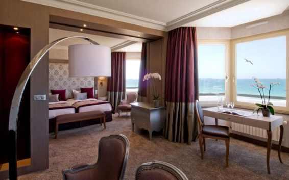 Hotel St-Malo Vue Mer