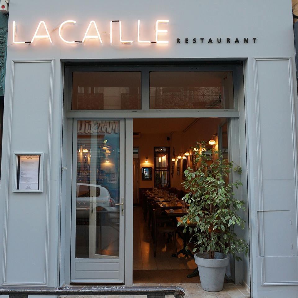 Fin Novembre Le Restaurant Lacaille Change De Chef Et De