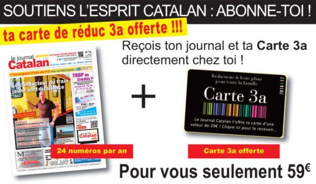 Coupon d'Abonnement au Journal Catalan