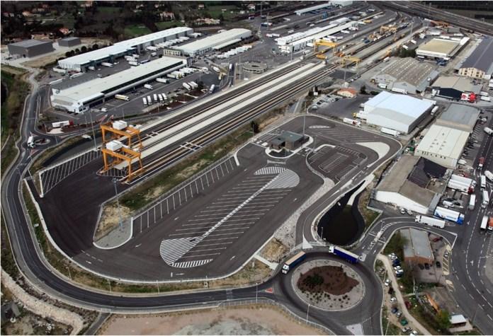 Terminal du Pôle Economique St Charles à Perpignan