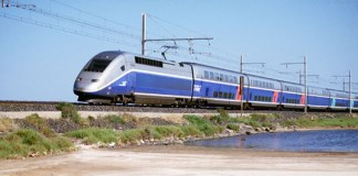 TGV-Paris-Barcelone