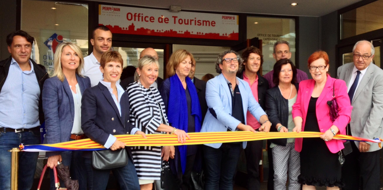 Perpignan perpignan ici perpignan bienvenus benvinguts bienvenidos welcome willcommen - Office du tourisme perpignan ...