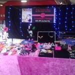 Lady Gamina Shop exposait à Pia ce samedi 28 mars
