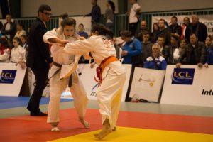 Saint-Cyprien : Tournoi international de judo minimes adidas