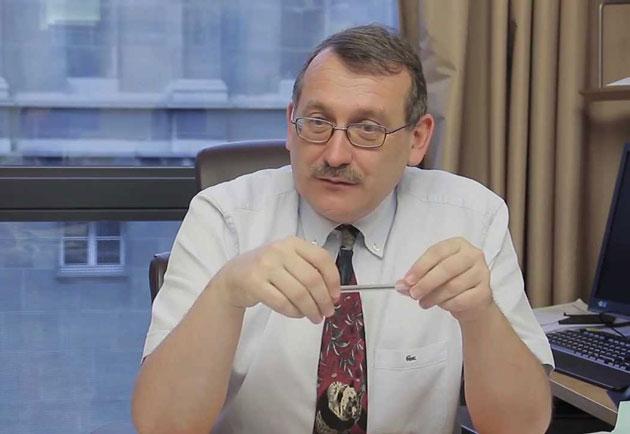 Le député Joël Giraud