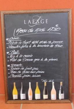 Formule déjeuner (sauf samedi, dimanche et jours fériés) : entrée, plat, dessert : 17,50 € – Photo © le-journal-catalan.com