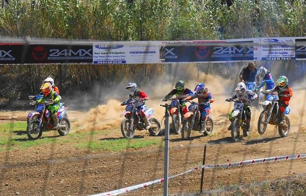 12eme kids motocross millassois