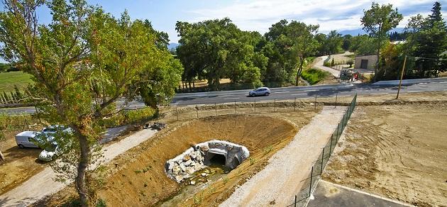 PONT FONTETE aménagement hydraulique