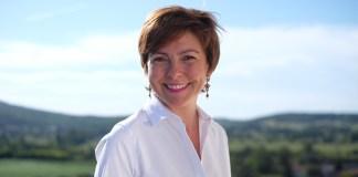 Carole Delga, présidente de région Languedoc-Roussillon-Midi-Pyrénées
