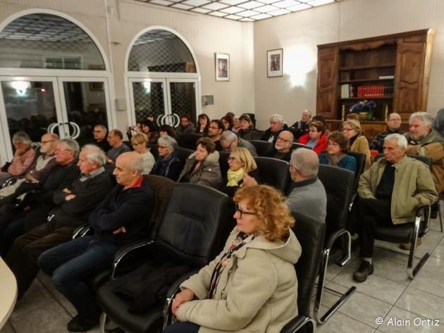 Public conférence Taurinya