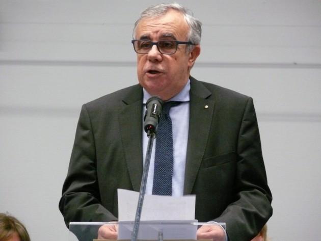Discours du Maire Yves Porteix