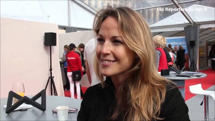 Cette année encore, l'actrice Aurélie Vaneck est la marraine de la Semaine Nationale du Rein.