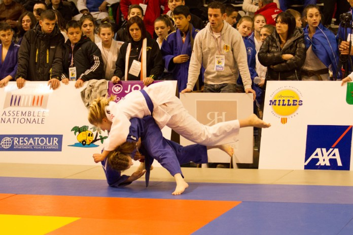 Saint-Cyprien : 7ème Tournoi International Minimes Adidas de judo du 19 mars 2016