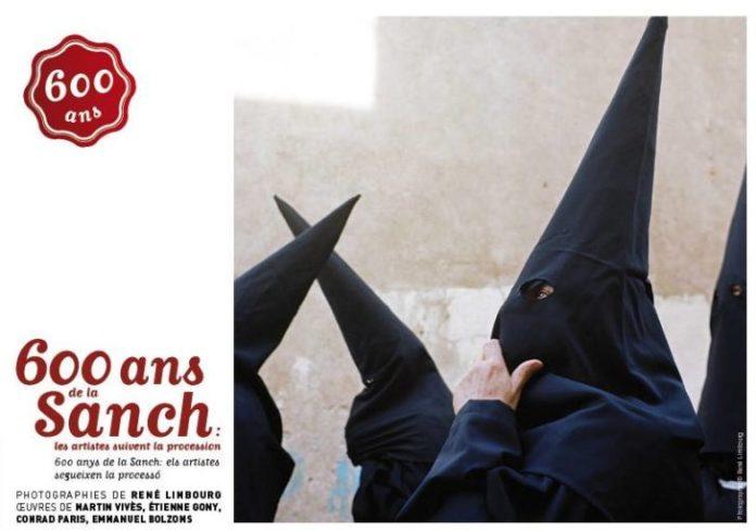 """Vernissage Exposition """"Sanch"""" de René Limbourg"""