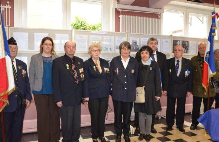 Commémoration du 8 mai à Saint-Estève - des héros à l'honneur