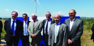 EDF et Perpignan Méditerranée Métropole ont inauguré le plus puissant parc éolien en France !