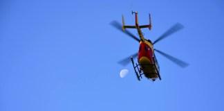 Helico-protection-civile-lune-canigou