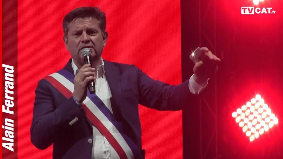 Le Barcarès : 64 000 téléphones brillent en hommage aux victimes de Nice