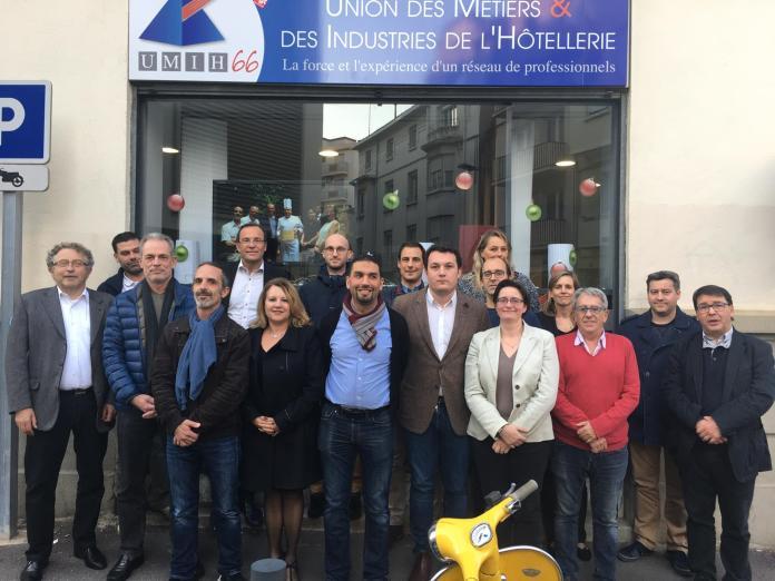 Conseil d'Administration de l'UMIH des Pyrénées-Orientales