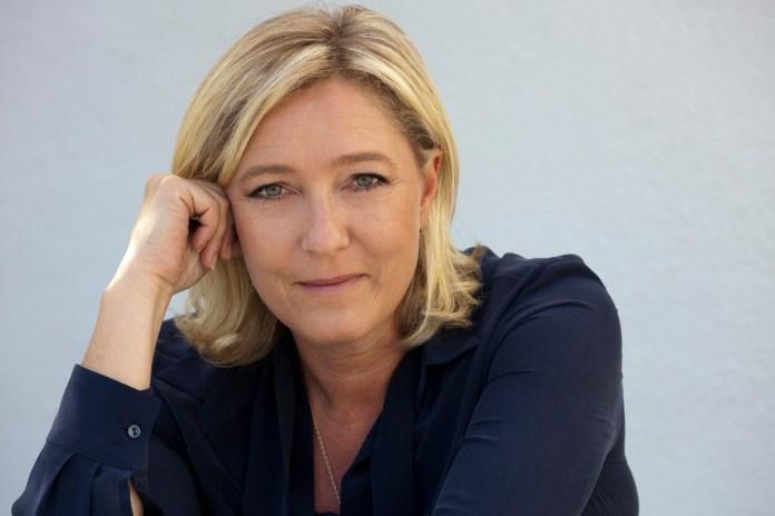 Meeting régional de Marine Le Pen à Perpignan