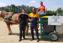 Le savoir-faire catalan s'exporte au Sénégal : La remorque hypo mobile de collecte de déchets