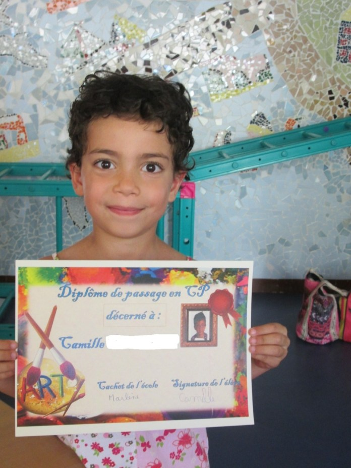 port-vendres-remise-de-diplomes-a-lecole-maternelle-pares-le-16-juin