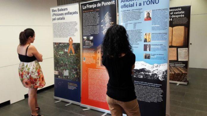 la-langue-catalane-presentee-par-une-exposition-a-la-casa-de-la-generalitat