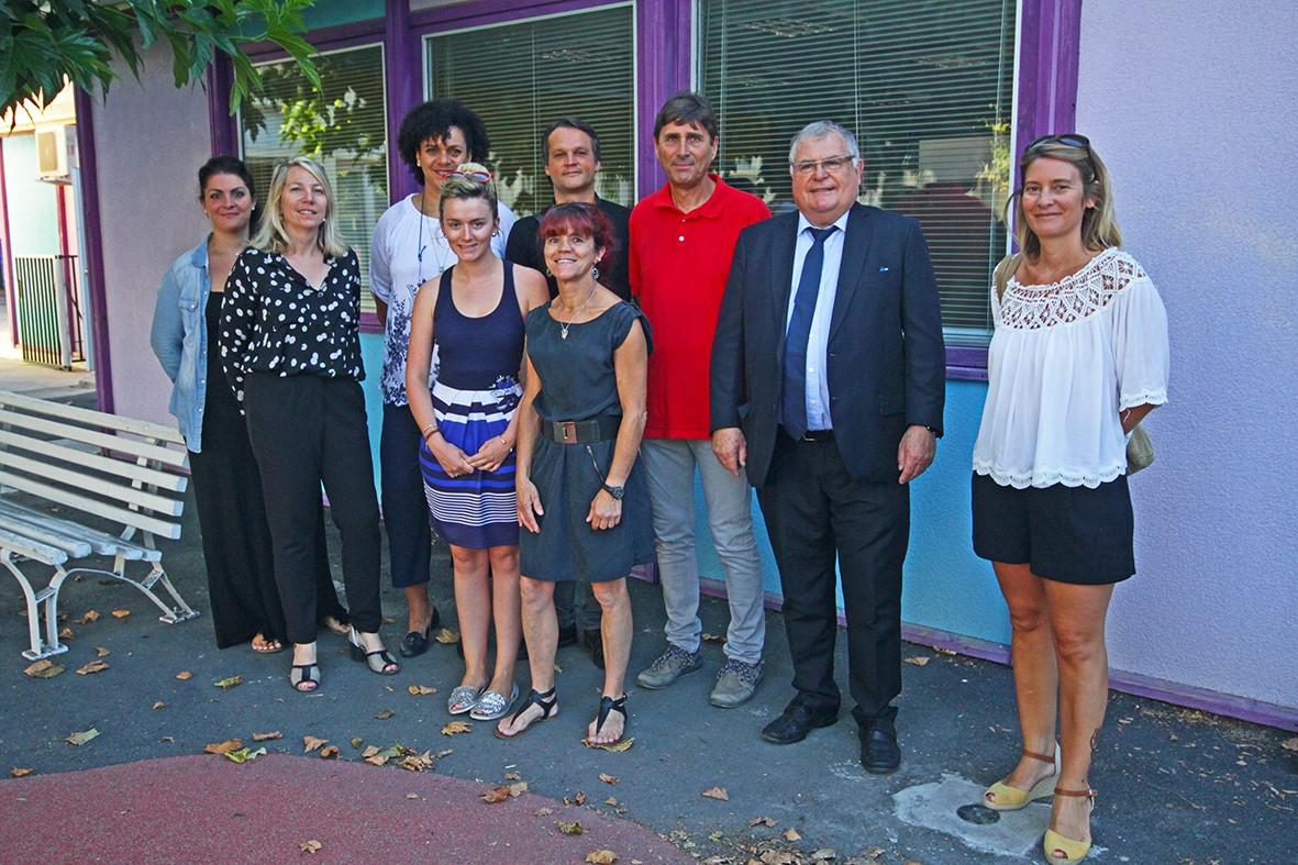L'école maternelle F. Dolto du Soler accueillera la première classe pour enfants autistes du département pour la rentrée 2017