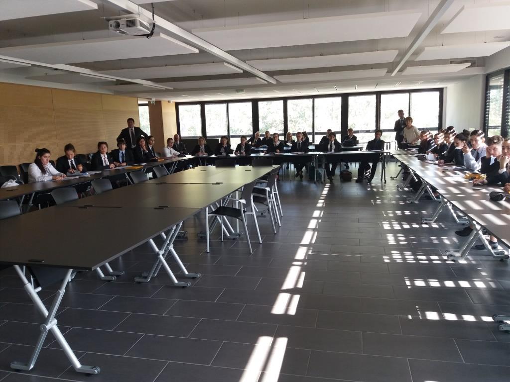 Retour sur l'accueil, le 17 octobre, des étudiants en tourisme du lycée Bourquin à Argelès-sur-Mer