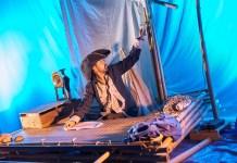 Naufragé, par le Théâtre Mu Spectacle de fin d'année de la Médiathèque Saint-Estève