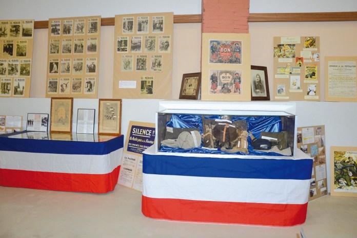 exposition-du-centenaire-de-la-premiere-guerre-mondiale-a-thuir