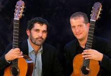 agua-e-vinho-un-duo-de-guitares-en-concert-le-19-octobre-a-leglise-de-montner