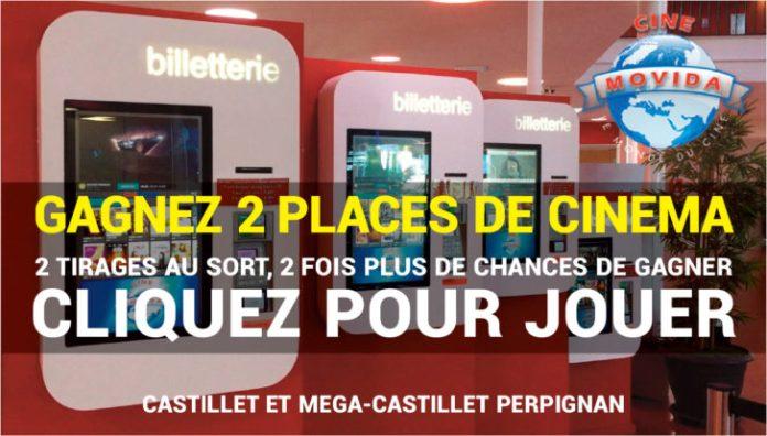 JEUX-CONCOURS PLACES CINEMA LE JOURNAL CATALAN TVCAT