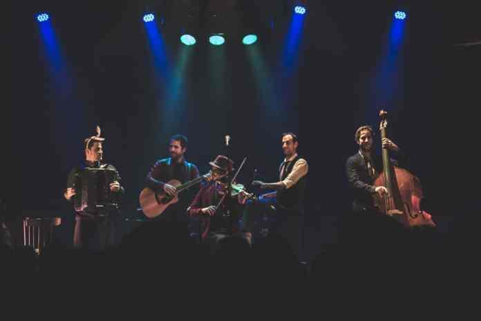 Concert AccordZeam le 31 mars à Céret