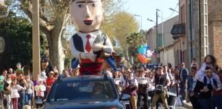 Soleil, public, confettis et musique au rendez-vous du carnaval