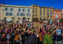 Une mobilisation pour le climat record à Perpignan !